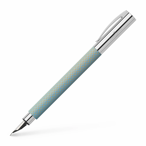 Faber Castell Opart Sky Blue Fountain Pen