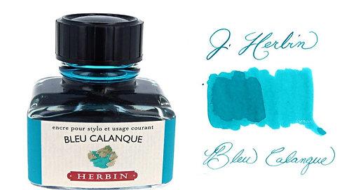 J. Herbin Bottle Ink Bleu Calanque