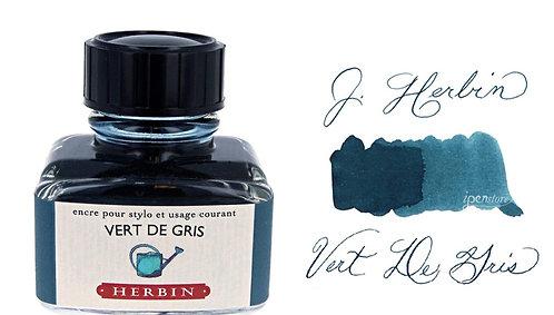 J. Herbin Bottle Ink Vert De Gris