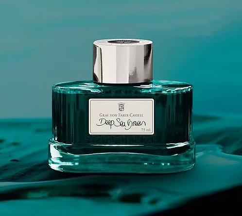 Graf Von Faber Castell Ink Deep Sea Green