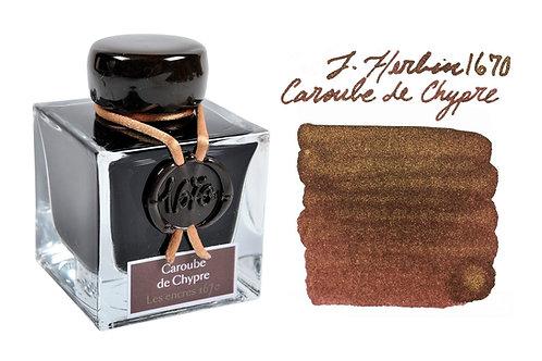 J. Herbin Anniversary Caroube De Chypre