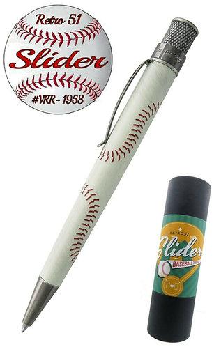 Retro 1951 Slider Rollerball Baseball Tribute
