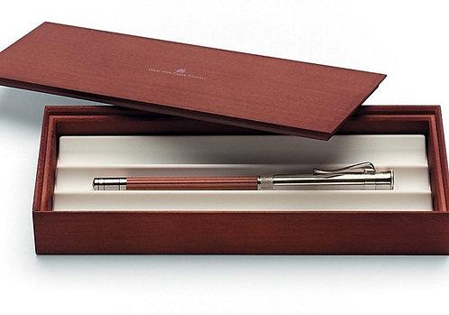 Graf Von Faber Castell Perfect Pencil Platinum & Brown