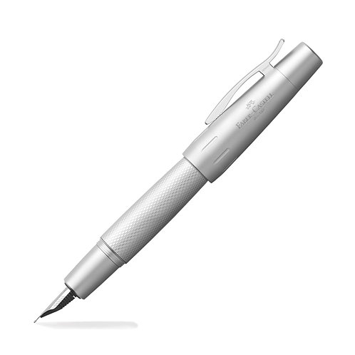 Faber Castell Pure Silver Fountain
