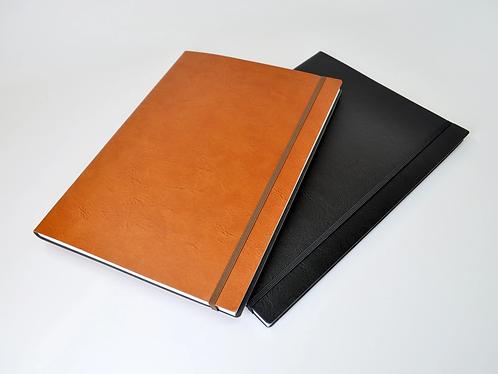 Italian Leather Sketch Books
