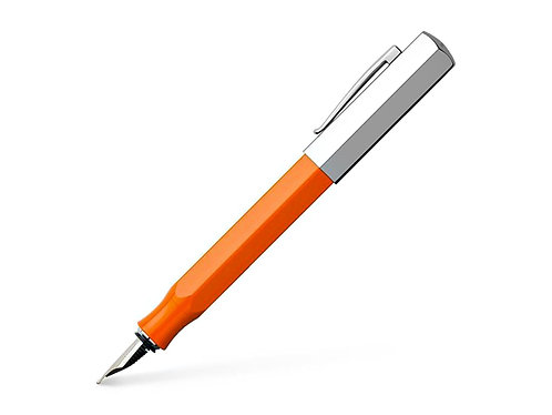 Faber Castell Orange Ondoro Fountain Pen