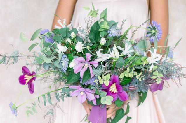 Bouquet de mariée Fineart De Fleurs en Couleurs