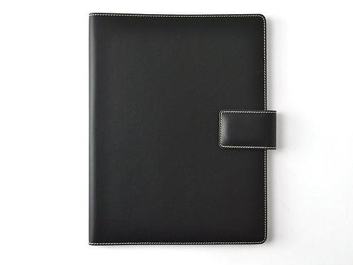 Italian Leather Executive Portfolio