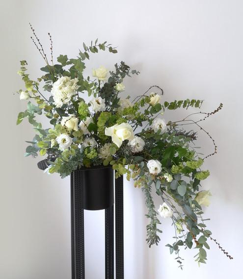 Composition florale De Fleurs en Couleurs