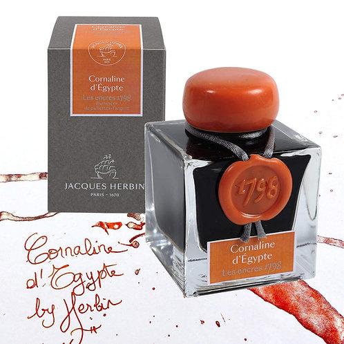 J. Herbin Anniversary Ink Cornaline d'Egypte