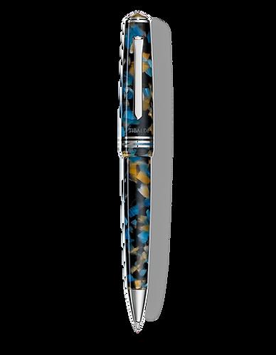 Tibaldi N60 Samarkan Blue Ballpoint