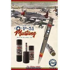 Retro 1951 P-51 Mustang Rollerball