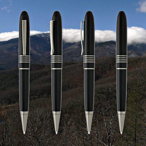Monteverde Black Mountain Tribute Ballpoint Pen