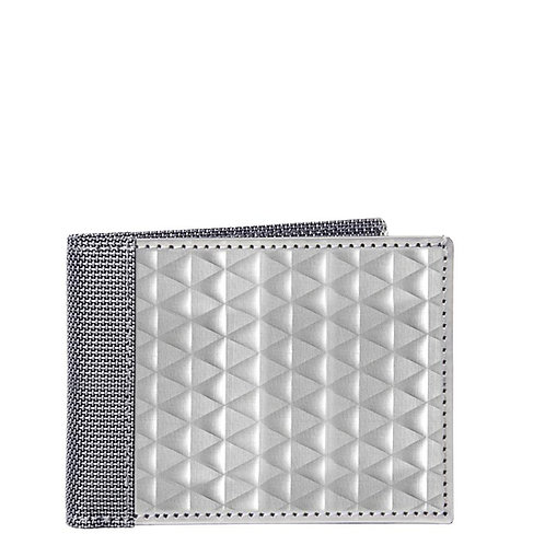 Stainless Steel Slim Bill Fold