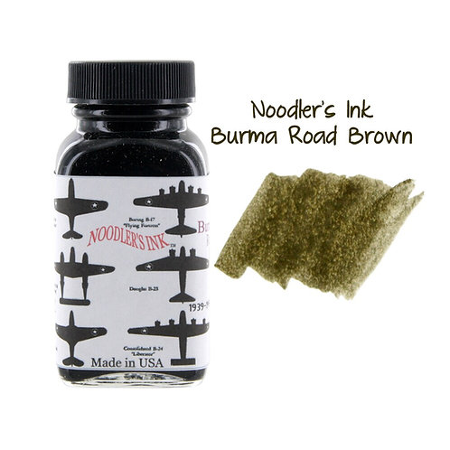Noodler's V-mail Burma Road Brown