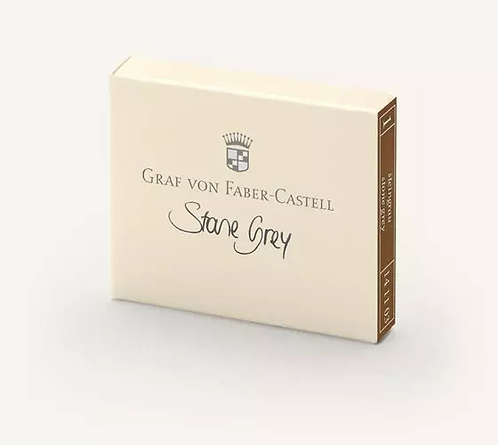 Graf Von Faber Castell Stone Grey Ink