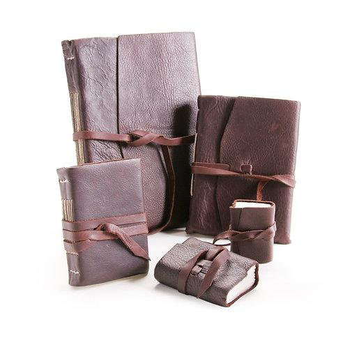 Midieval Hand Sewn Italian Leather Amalfi Journal