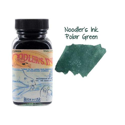 Noodler's Polar Green