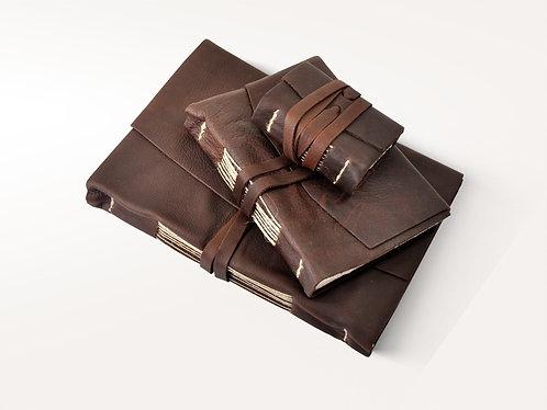 Midieval Hand Sewn Italian Leather Journal