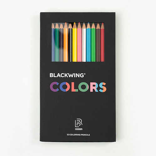 Blackwing Colors Gift Set of 12