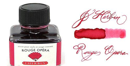 J. Herbin Bottle Ink Rouge Opera