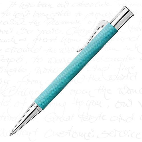 Graf Von Faber Castell Guilloche Turquoise