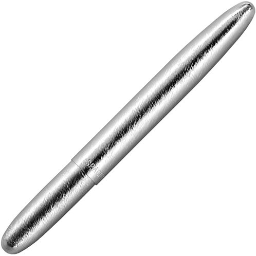 Fisher Space Pen Brushed Chrome Bullet