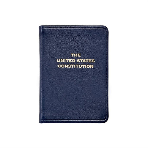 Mini Constitution Of The United States in Navy