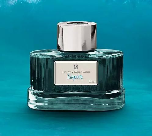 Graf Von Faber Castell Ink Turquoise