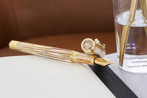 Montegrappa Zero Caramel Fountain Pen