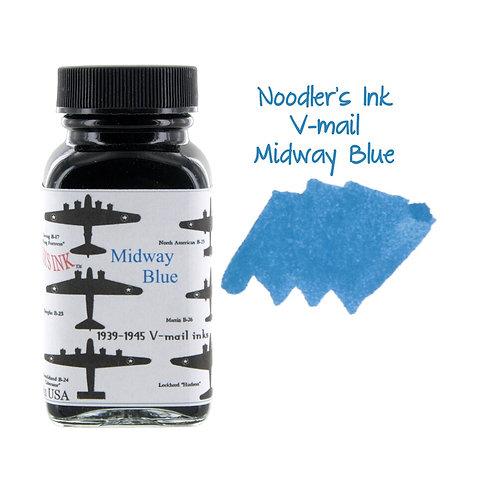 Noodler's V-Mail Midway Blue