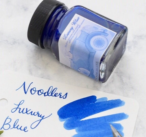 Noodler's Ink Luxury Blue