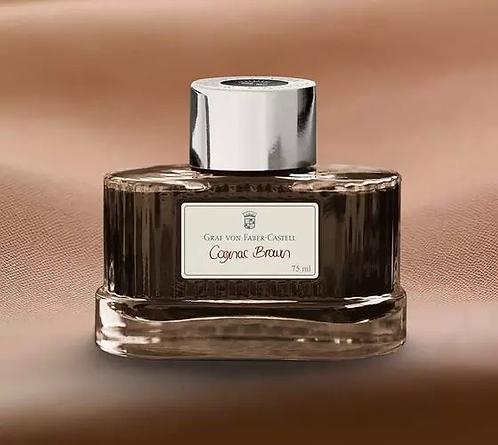 Graf Von Faber Castell Ink Cognac Brown