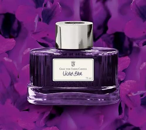 Graf Von Faber Castell Ink Violet Blue