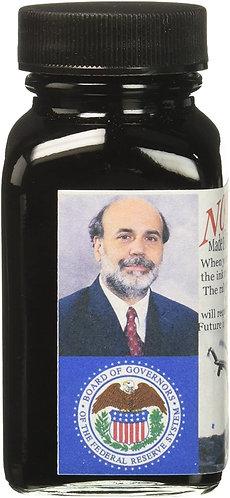 Noodlers Bernanke Blue Bottled Ink
