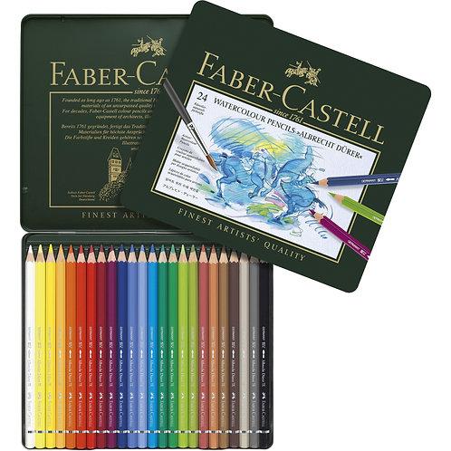 Faber Castell Albrecht Durer Water Color 24 Pencils