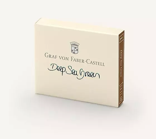 Graf Von Faber Castell Deep Sea Green Ink