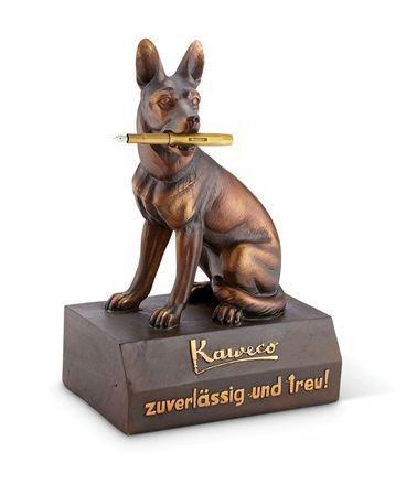 Kaweco German Shepherd Large Pen Stand