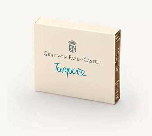 Graf Von Faber Castell Turquoise Ink