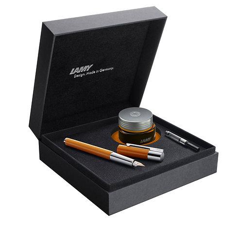 Lamy Scala Infinite Orange Special Edition Fountain Pen