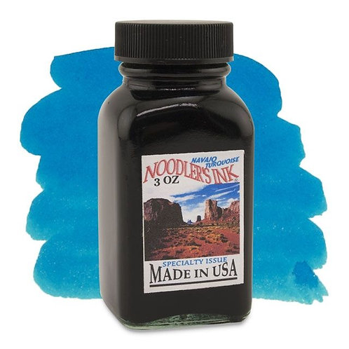 Noodler's Navaho Turquoise