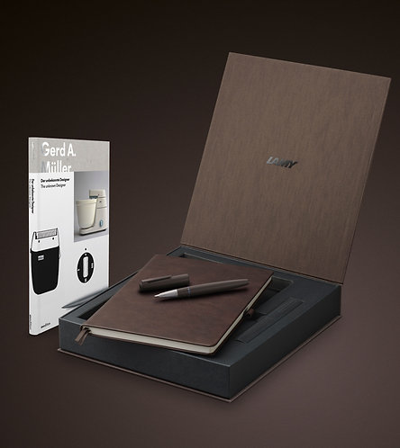 55th Anniversary Limited Edition Lamy 2000 Brown