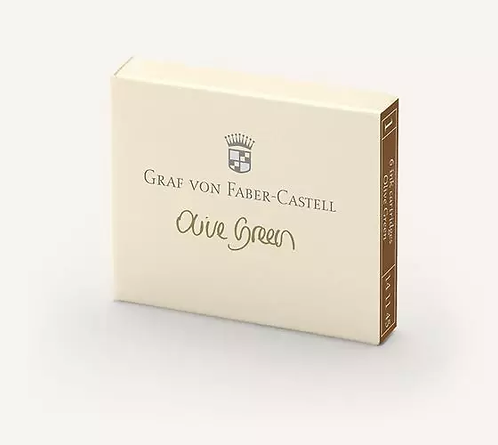 Graf Von Faber Castell Olive Green Ink