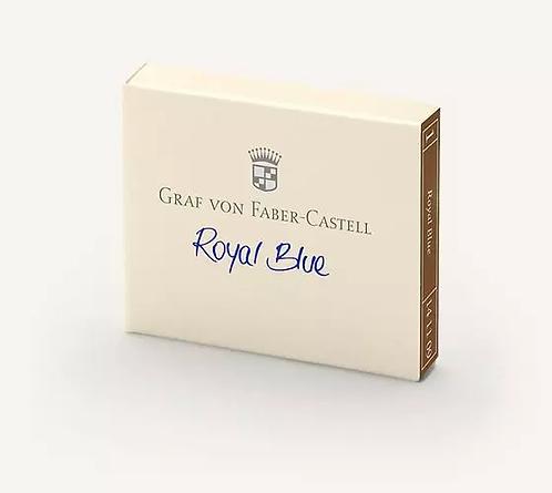 Graf Von Faber Castell Royal Blue Ink