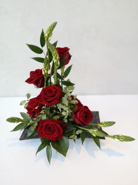 Bouquet en L De Fleurs en couleurs