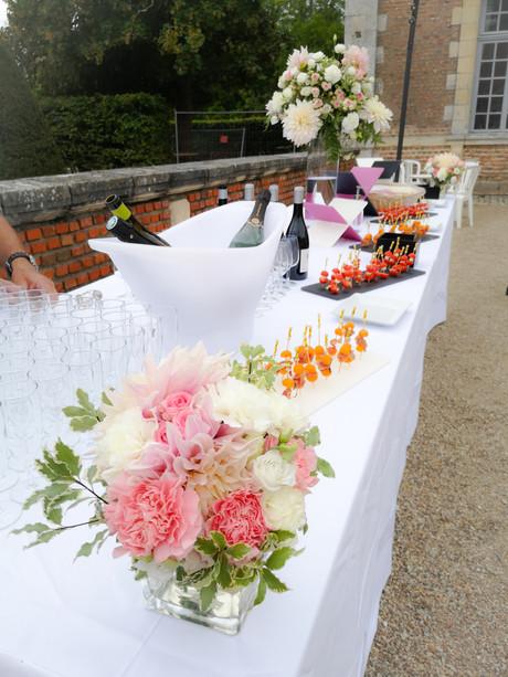 Bouquet de reception De Fleurs en Couleurs