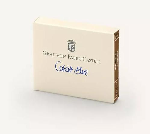 Graf Von Faber Castell Cobalt Blue Ink