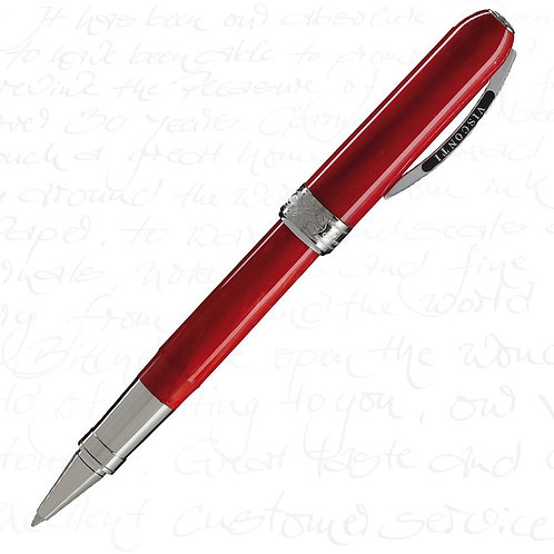 Visconti Rembrandt Rollerball Red