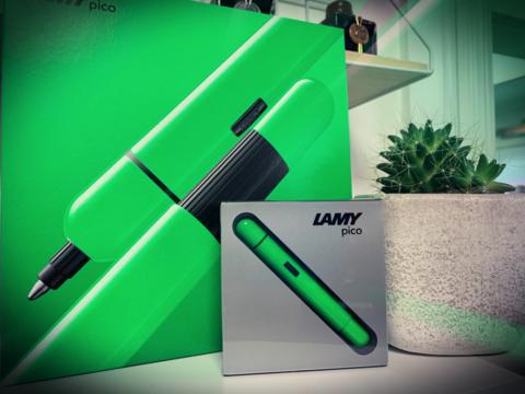 Lamy Pico in Green