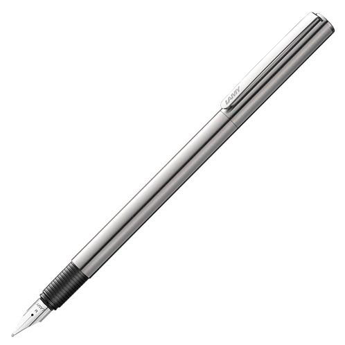 Lamy ST Stainless Steel Fountain
